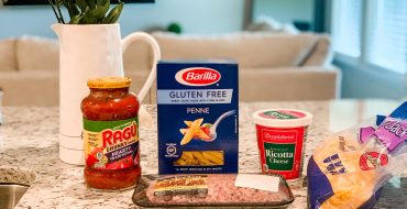 Baked Ziti Recipe (Make it GF or not!)