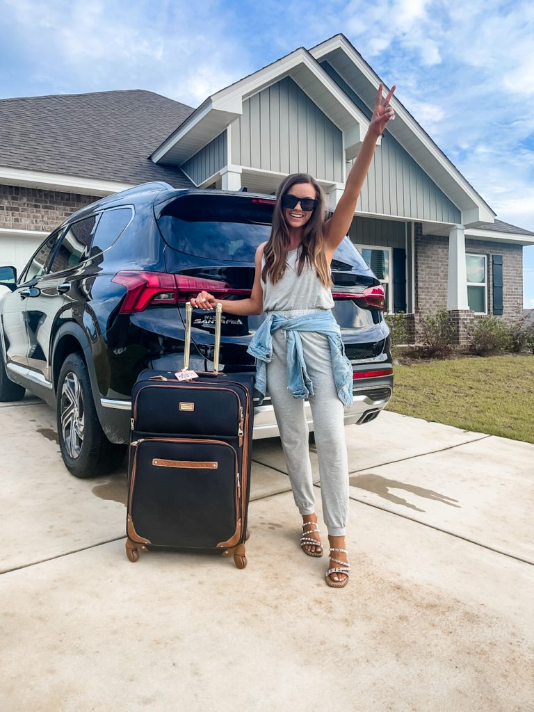 Erin Moody, What I Packed For Disney